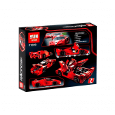 Конструктор Lepin 21009 / Racers super car FERRARI FXX 1:17 (аналог LEGO 8156, 632 дет.)-1